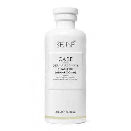 Šampūnas silpniems ir slenkantiems plaukams KEUNE Care Line DERMA ACTIVATE