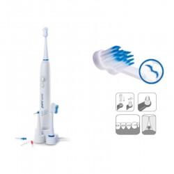 Hidrodinaminis elektrinis dantų šepetėlis Paro Sonic