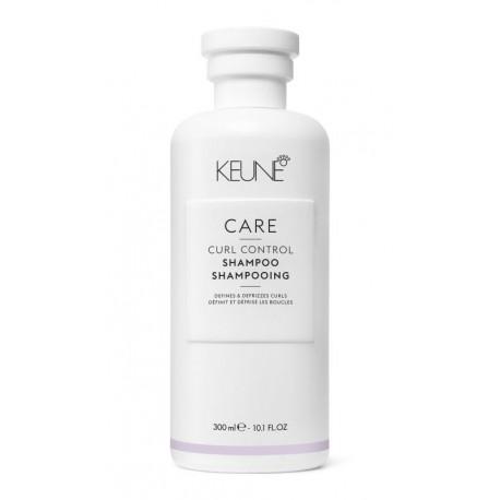 Šampūnas minkštoms ir paklusnioms garbanoms KEUNE Care Line CURL CONTROL