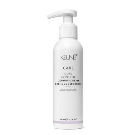 Kremas garbanotiems plaukas (nenuskalaujamas) KEUNE Care Line CURL CONTROL 140ml