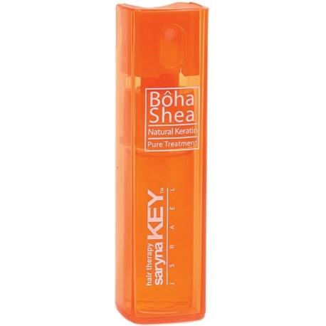 Plaukų serumas su natūraliu 60% keratinu ir taukmedžio sviestu Saryna Key