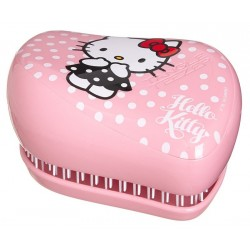 Plaukų šepetys Tangle Teezer Compact Styler Hello Kitty Pink