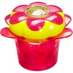 Vaikiškas šepetys plaukams Tangle Teezer Flowerpot Princess Pink