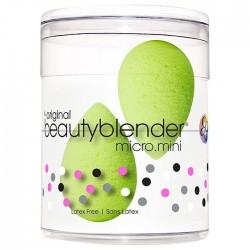 Originalios Micro mini žalios  BeautyBlender makiažo kempinėlės