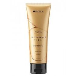 Spindesio suteikiantis šampūnas Indola Glamorous Oil Shampoo
