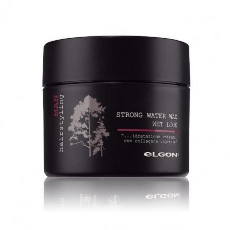 Plaukų modeliavimo vaškas vyrams Elgon MAN X-Strong Control Wax 100ml