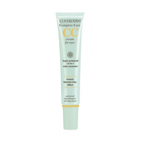 Coverderm CC Cream for eyes 10 ml
