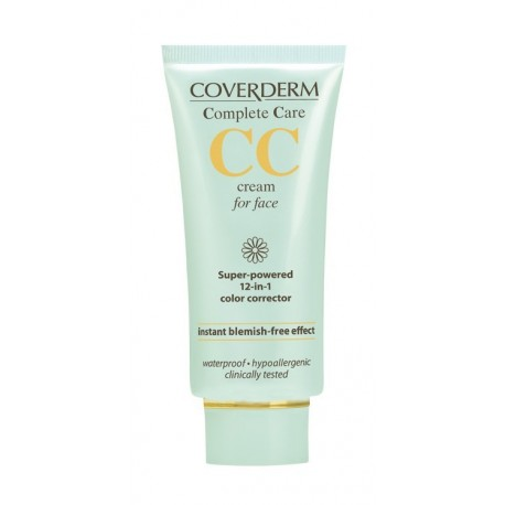 Coverderm CC Cream for face 40 ml