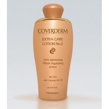 Coverderm Extra Care Lotion No.2 200 ml