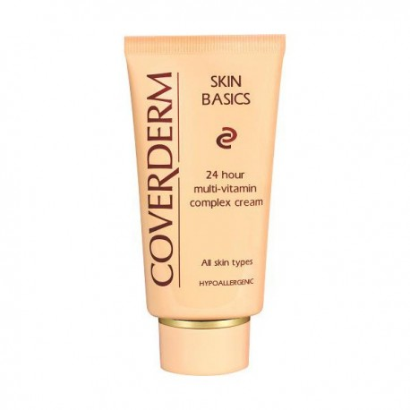 Kremas su multivitaminais Coverderm Skin Basics 50 ml