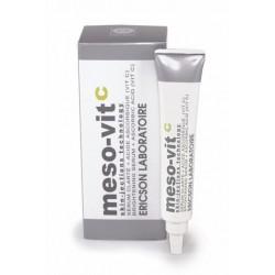 Skaistinamasis serumas su vitaminu C Ericson Laboratoire Meso-Vit 20ml