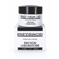 Maitinamasis kremas su enzimais ir vaisių rūgštimis Ericson Laboratoire Enzymacid Intrazym 50ml