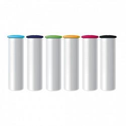 Pūkų surinkėjo naujas keičiamas cilindras Flint Retractable Lint Roll Refill