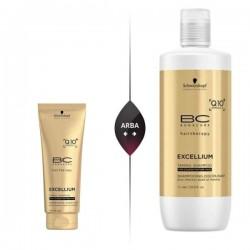 Glotninantis šampūnas brandiems plaukams Schwarzkopf Professional Taming Shampoo