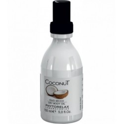 Kūno aliejus su kokoso aliejumi Harbor Coconut Oil 150ml