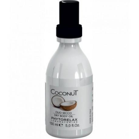 Kūno aliejus su kokoso aliejumi Harbor 150 ml