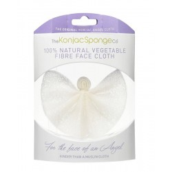 Veido valymo servetėlė The Konjac Sponge Angel Face Cloth