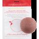 Kempinėlė sausai arba brandžiai odai The Konjac Sponge Red Clay