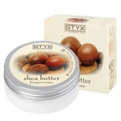 Kremas kūnui su taukmedžio sviestu STYX Shea Butter 200 ml