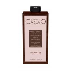 Kreminė dušo želė su kakavos sviestu Harbor Phytorelax Cacao Shower Cream