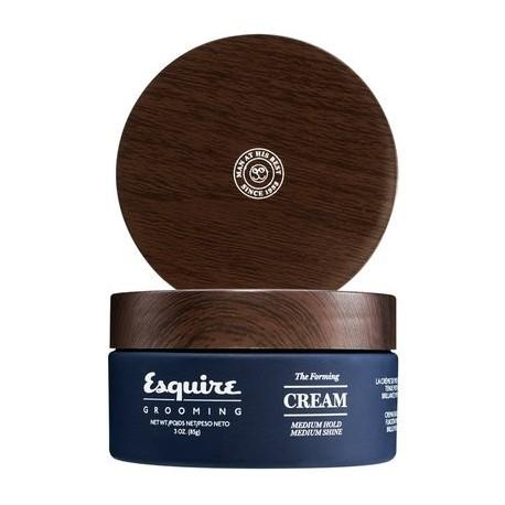Vidutinės fiksacijos plaukų formavimo kremas Esquire GROOMING FORMING CREAM 85G