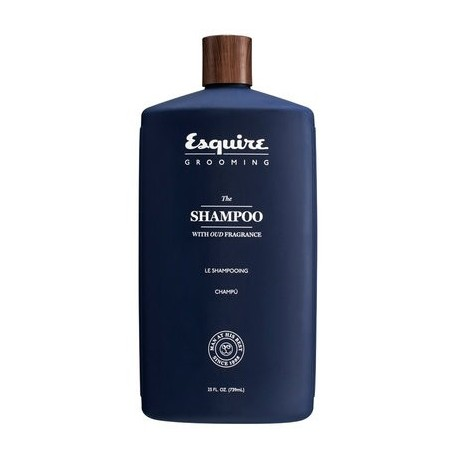 Plaukų slinkimą mažinantis Esquire GROOMING šampūnas 89ml