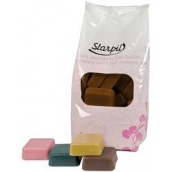 Žemoje temperatūroje besilydantis vaškas depiliacijai Starpil šokolado terapija 1 kg