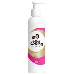Raminantis ir vėsinantis gelis odai po depiliacijos Better Waxing Technology 250ml