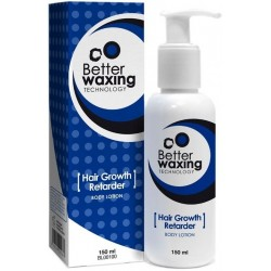 Plaukų augimą lėtinantis losjonas Better Waxing Technology 150ml