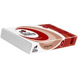 Raudonas karštas vaškas-plėvele dengta plytelė Better Waxing Technology 500g