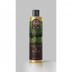 La Croa Herbal Balance šampūnas riebiai galvos odai ir plaukams 300ml