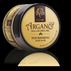 La Croa Nourishing intensyviai maitinanti plaukų kaukė normaliems ir sausiems plaukams 200ml