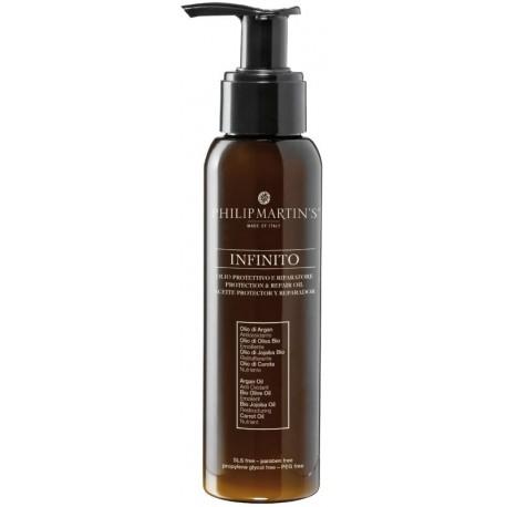 Atstatomasis plaukų aliejus Philip Martin`s Infinito Protection Oil 100 ml