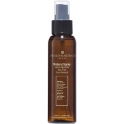 Stiprios fiksacijos neaerozolinis plaukų lakas Philip Martin's Natural Spray 100ml