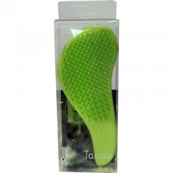 Žalias šepetys besiveliantiems plaukams ir plaukų aliejus Macadamia, 3ml