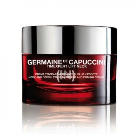 Kaklo ir dekolte odą stangrinantis kremas Germaine de Capuccini Timexpert Lift(In) 50ml