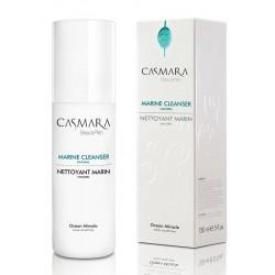 Drėkinantis prausiklis veido odai Casmara Marine Cleanser Natural 3 in 1, 150 ml.