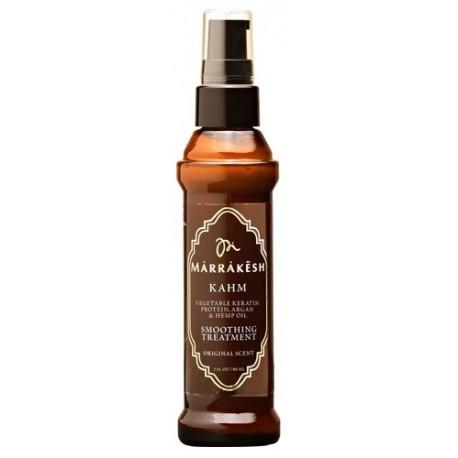 Plaukus glotninanti priemonė Marrakesh KAHM Smoothing Treatment Original Scent, 60 ml