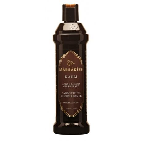 Kondicionierius tiesinantis ir glotninantis plaukus Marrakesh KAHM Smoothing Conditioner Original Scent,  355 ml.
