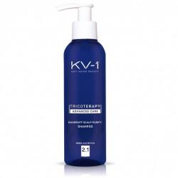 KV-1, šampūnas nuo pleiskanų DANFRUFF SCALP PURIFY SHAMPOO 2.1 200 ml