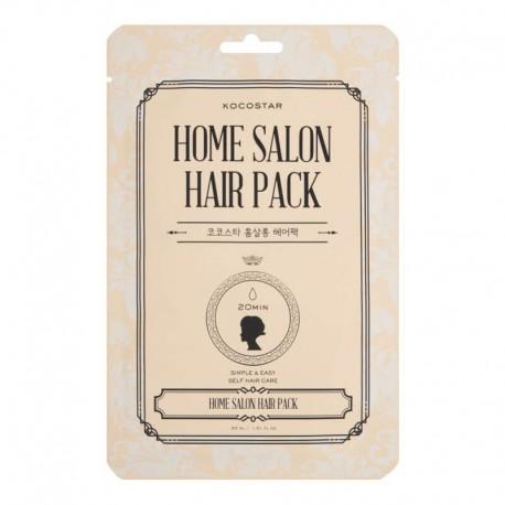 Maitinanti plaukų kaukė pažeistiems plaukams Kocostar Home Salon Hair Pack