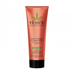 Apimties suteikiantis kondicionierius Hempz Sweet Pineapple@Honey Melon Volumizing Conditioner 266ml
