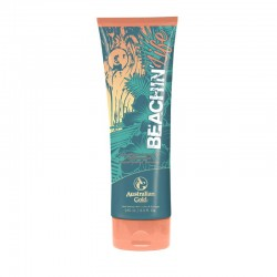 Soliariumo kremas AUSTRALIAN GOLD Beachin Life™ Hypoallergenic Custom Color DHA Bronzer 250ml