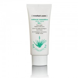 Natūralus produktas alijošiaus gelis 95% Comfort Zone Natural Remedies Aloe Vera 95% 100ml