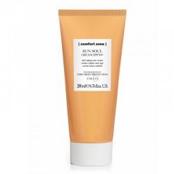 Intensyvios apsaugos veido ir kūno kremas SPF 50+ Comfort Zone Sun Soul Cream 200ml