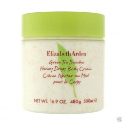 Kūno kremas Elizabeth Arden Green Tea Honey Drops 500ml