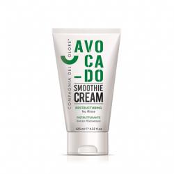 Nenuplaunamas atkuriamasis kremas plaukams su avokadu Compagnia del Colore Smoothie Cream Avocado 125ml