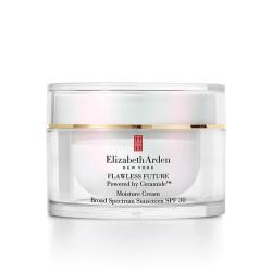 Dieninis veido kremas Elizabeth Arden FLAWLESS FUTURE Powered by Ceramide™ Moisture Cream Broad Spectrum Sunscreen SPF 30 50ml