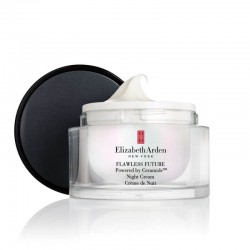 Naktinis veido kremas Elizabeth Arden Flawless Future Powered By Ceramide 50ml