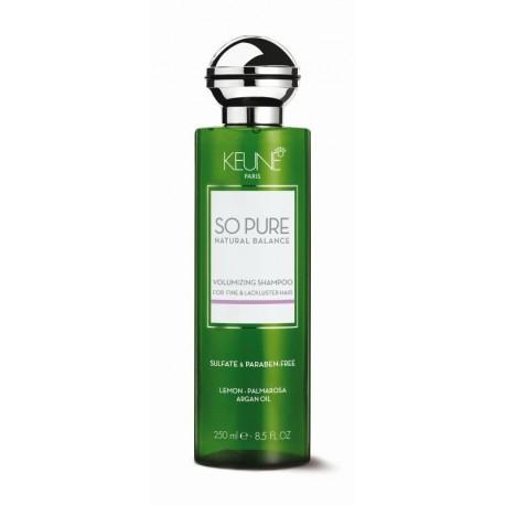 Plaukų apimtį didinantis šampūnas KEUNE So Pure Volumizing